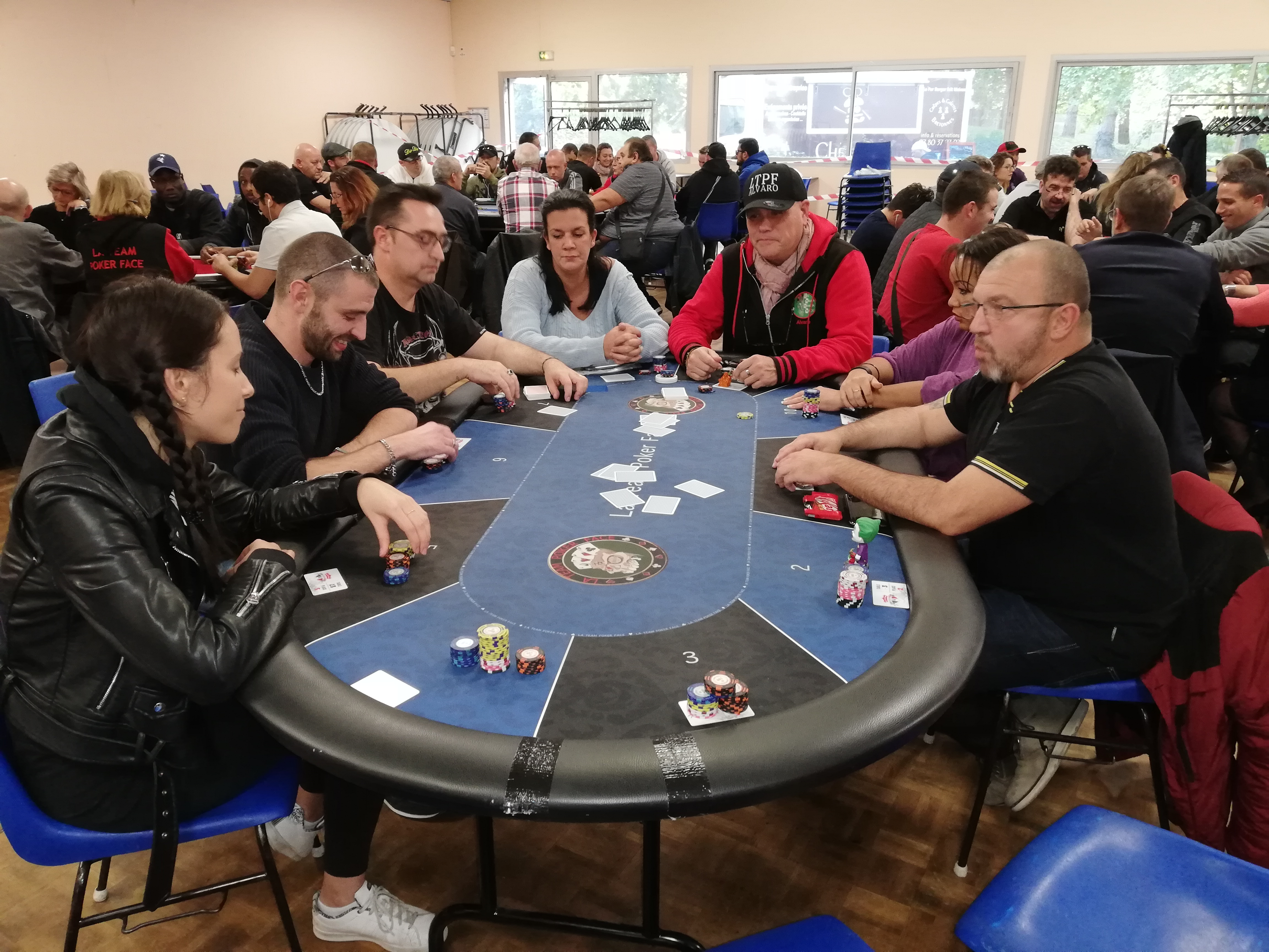 Tournoi Poker Suisse